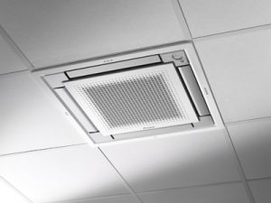 aparate de climatizare in tavan